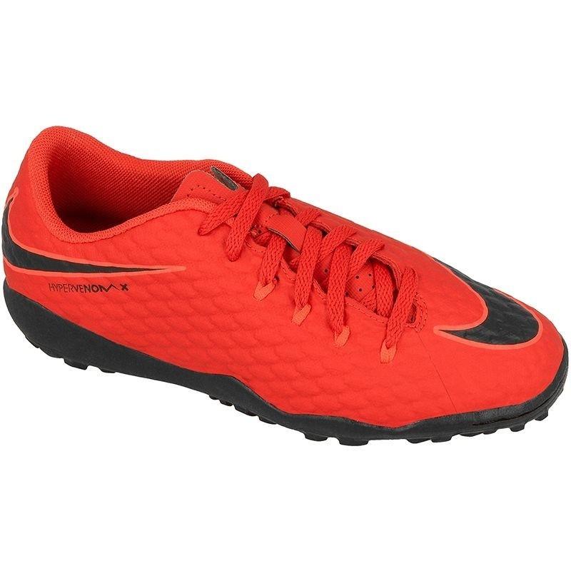 17fd73ecb Football shoes for kids Nike HypervenomX Phelon III TF Jr 852598-616 ...