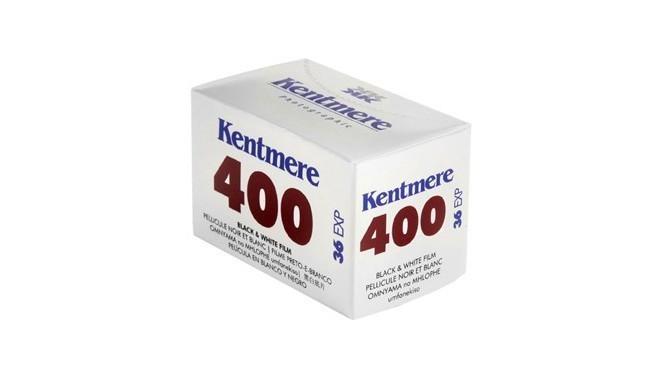 Kentmere filmiņa 400/36