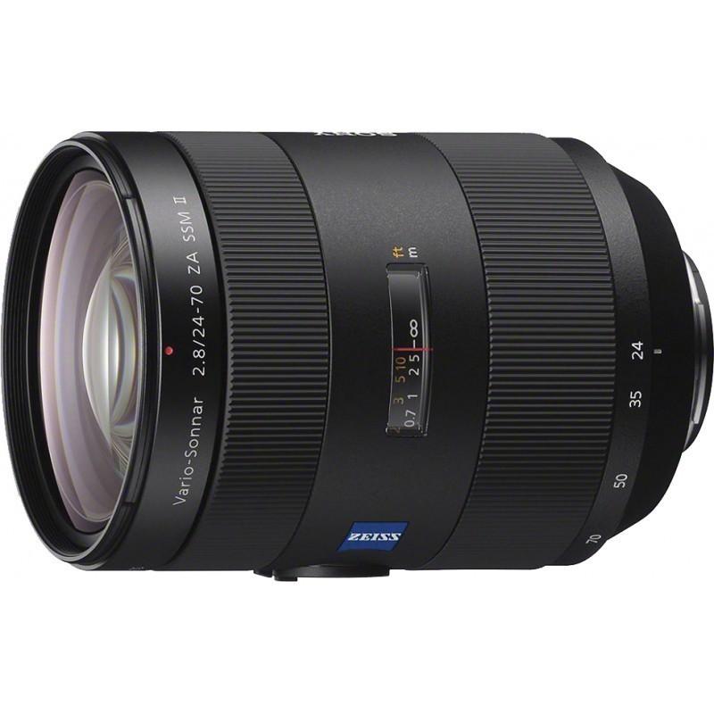Sony Vario-Sonnar T* 24-70mm f/2.8 ZA SSM II objektiiv