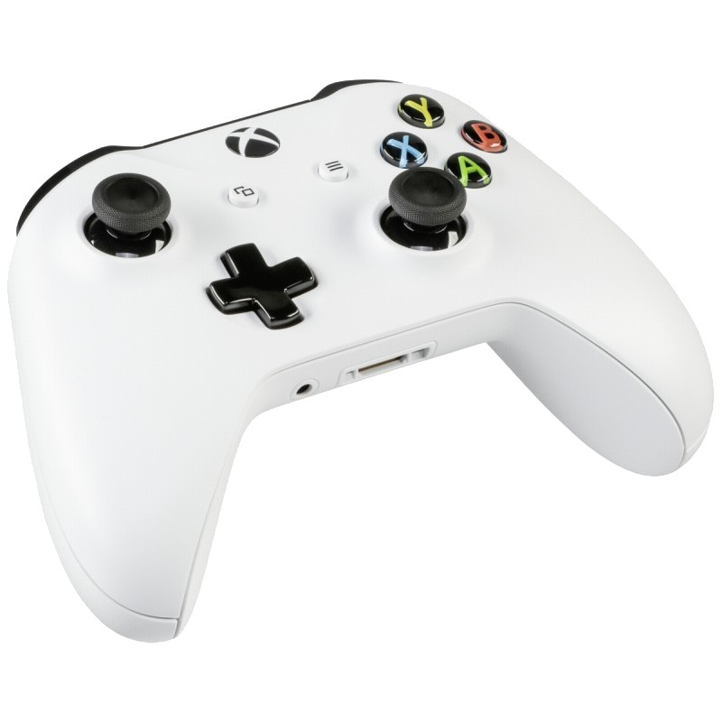 Microsoft Xbox One Controller, white - Gaming controllers ...  Microsoft Xbox ...