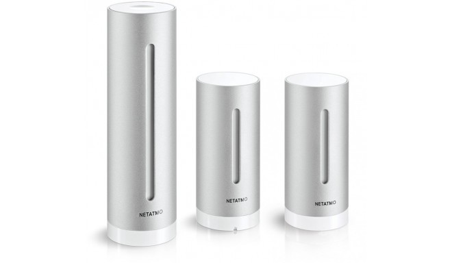 Netatmo ilmajaam Weather Station + lisamoodul Indoor