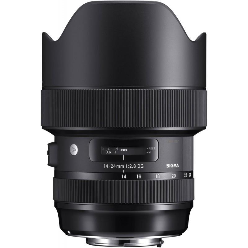 Sigma 14-24mm f/2.8 DG HSM Art objektiiv Nikonile