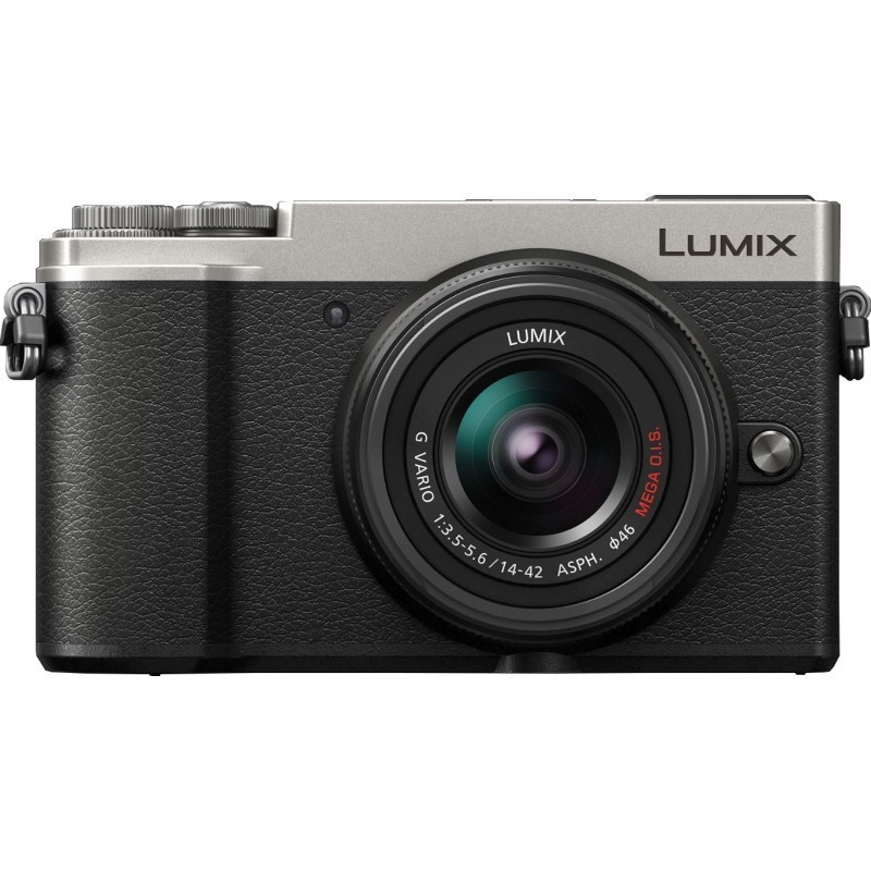 Panasonic Lumix DC-GX9 + 14-42mm Kit, silver