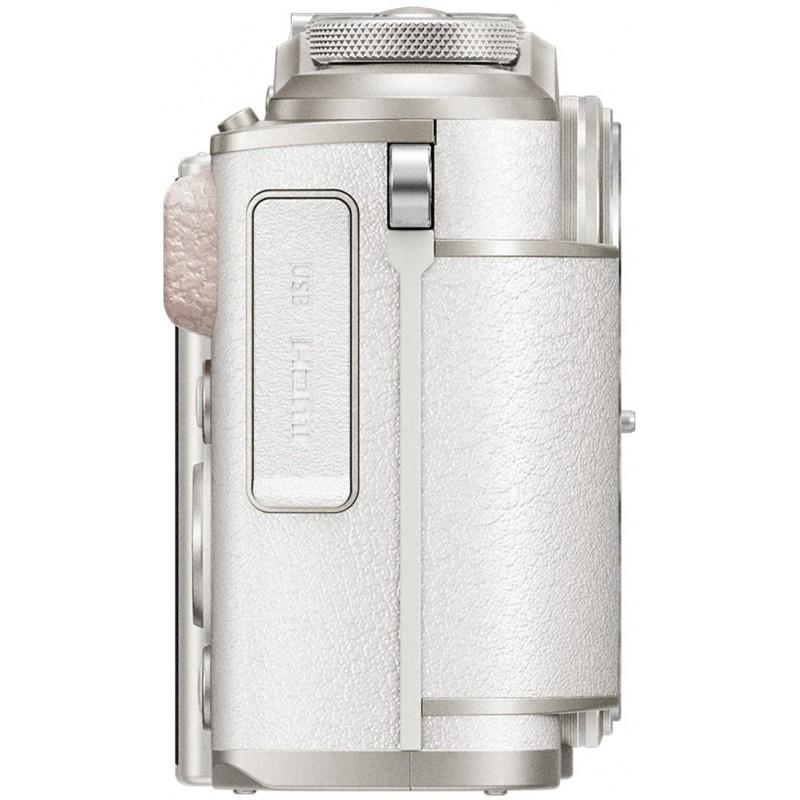 Olympus PEN E-PL9 + Tamron 14-150mm, valge/hõbedane