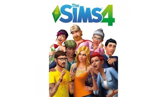 Arvutimäng The Sims 4