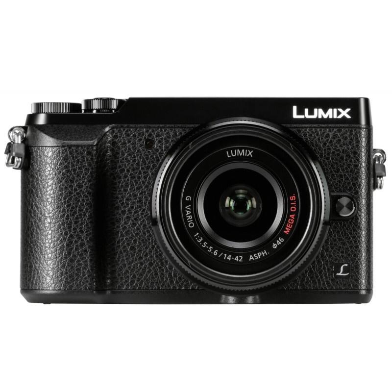 Panasonic Lumix DMC-GX80 + 14-42mm Kit, must
