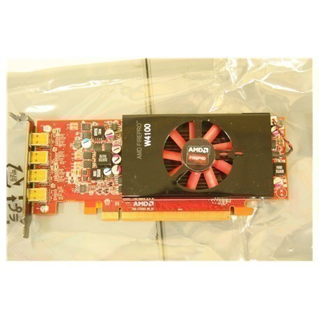 SALE OUT  Dell VGA AMD FirePro W4100 2GB Half - VGA cards - Photopoint