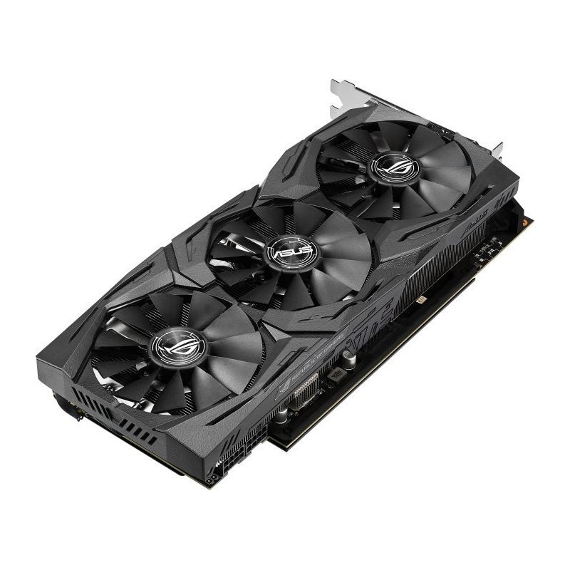 Asus graphics card ROG Strix RX VEGA 56 OC 8GB