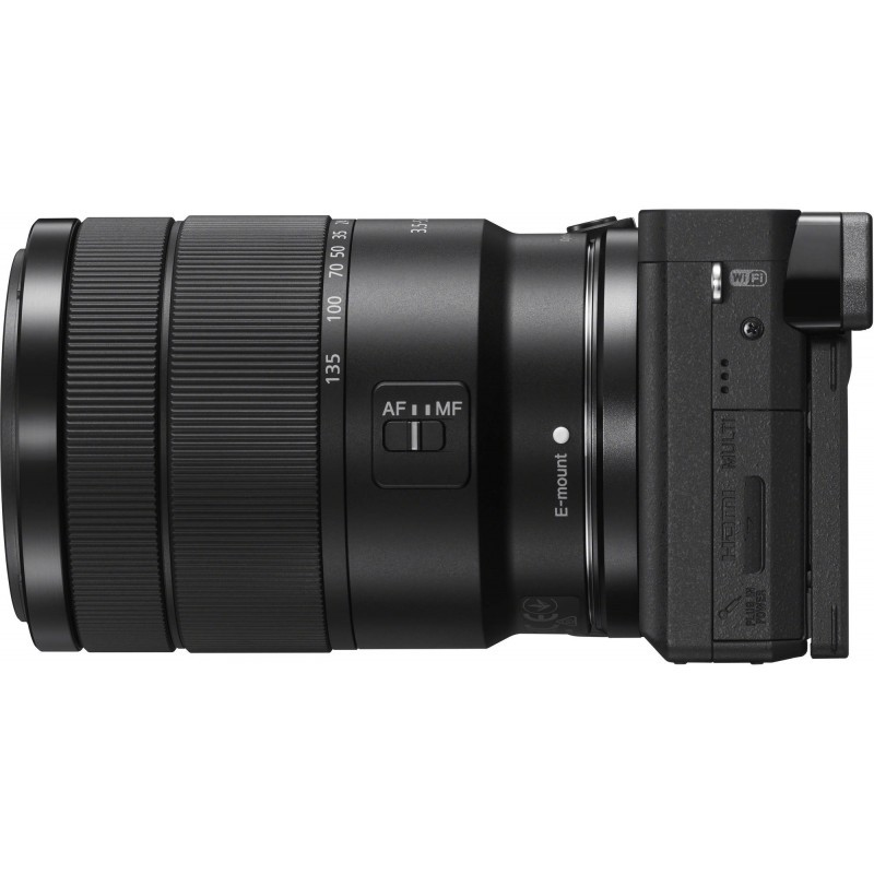 Sony a6300 + 18-135mm Kit, must