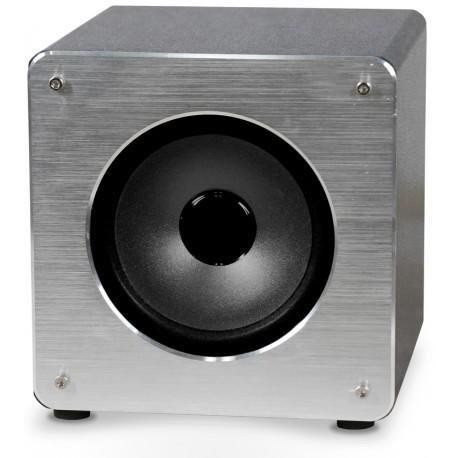 Omega Bluetooth skaļrunis V4.2 Alu OG60A, pelēks (44157)