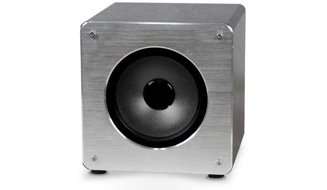 Omega Bluetooth kõlar V4.2 Alu OG60A, hall (44157)