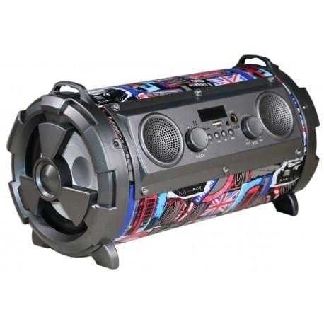 f09c6c57037 Omega Bluetooth kõlar V2.1 OG72P, värviline (44162)