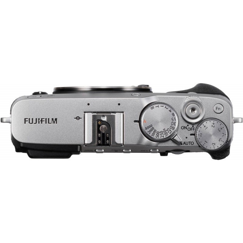 Fujifilm X-E3 + 15-45mm Kit, silver