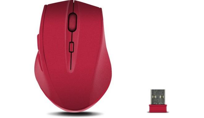 Speedlink hiir Calado Wireless, punane (SL-630007-RRRD)