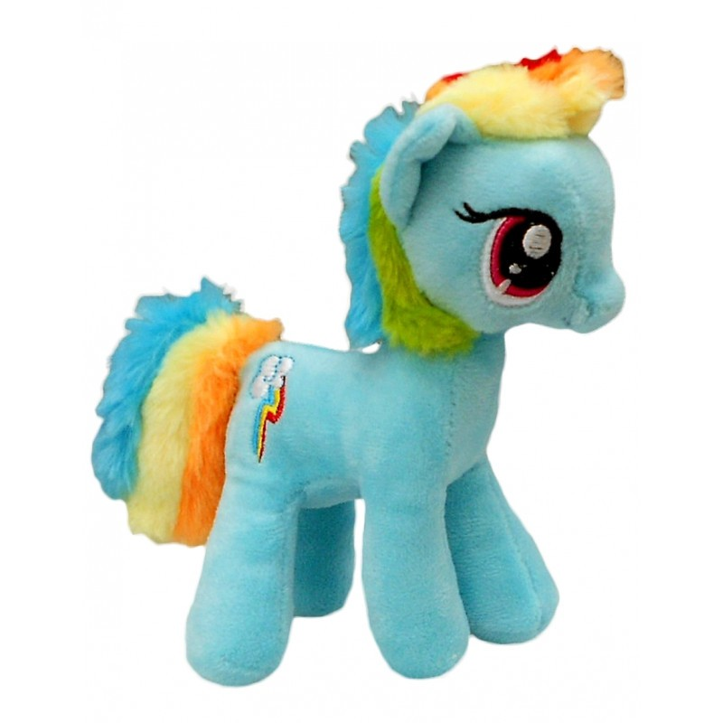 My Little Pony Plush Toy 16 Cm Rainbow Dash Plushies Photopoint