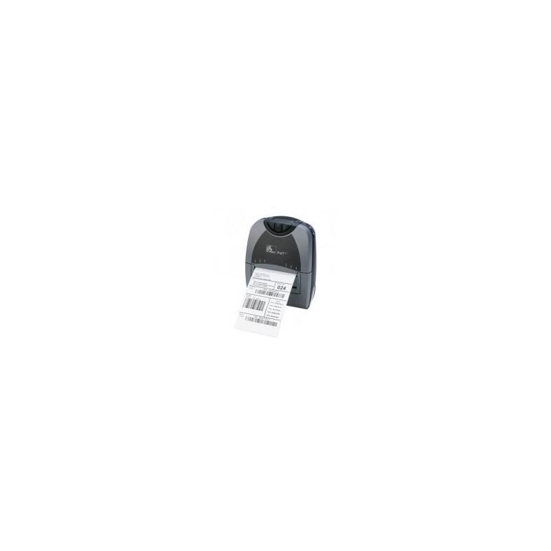 Zebra P4T, Dual-IF, 8 dots/mm (203 dpi), display, EPL, EPLII, ZPL, CPCL