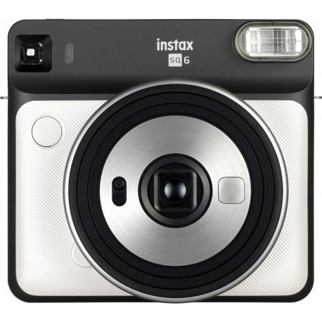 Fujifilm Instax Square SQ6, pērļu balts