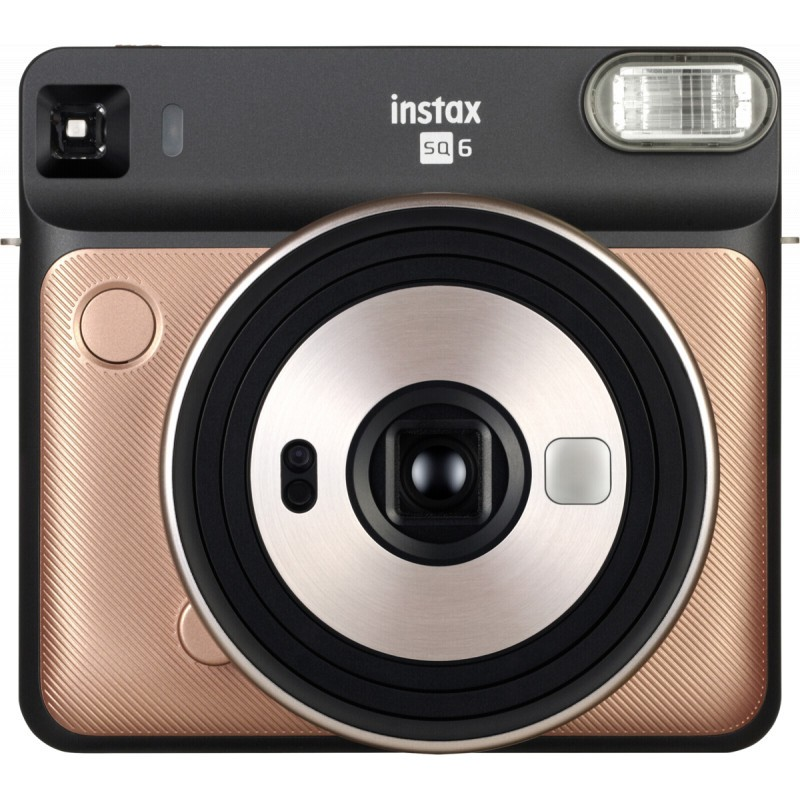 Fujifilm Instax Square SQ6, blush gold