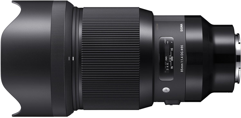 Sigma 85mm f/1.4 DG HSM Art objektiiv Sonyle