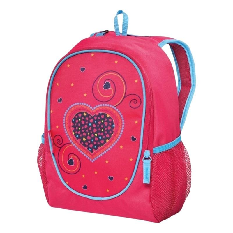 Herlitz backpack Rookie, pink