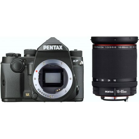 Pentax KP + DA 16-85mm WR Kit, черный