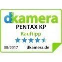 Pentax KP + DA 16-85mm WR Kit, melns