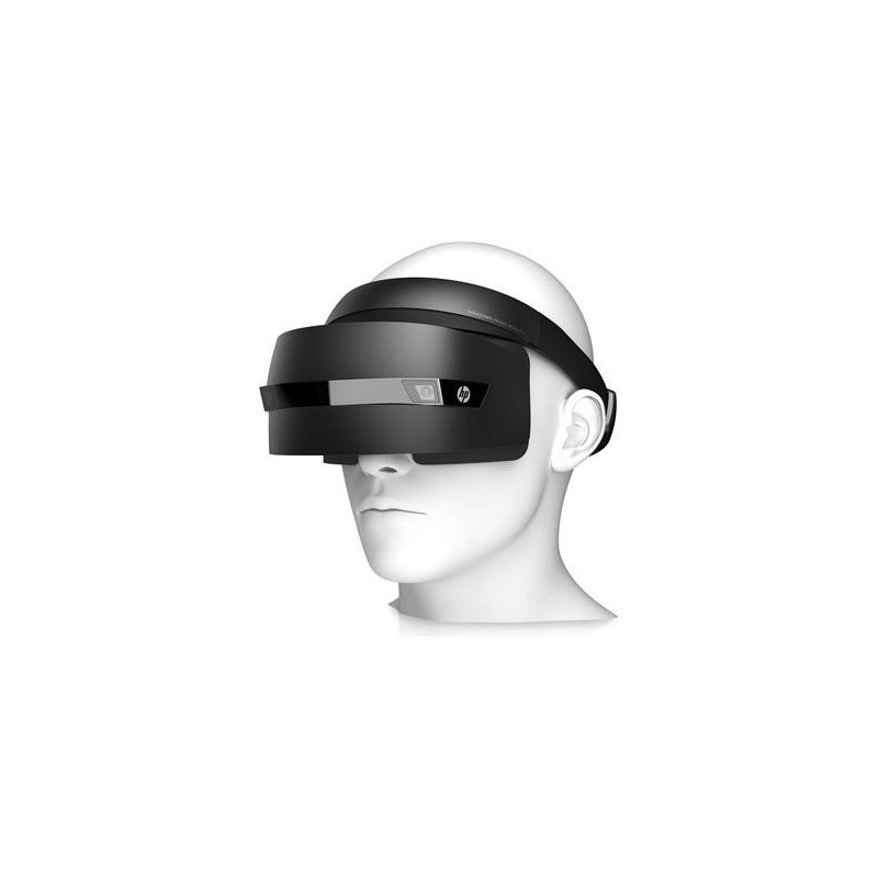 HP Windows Mixed Reality Headset - black + 2 controllers