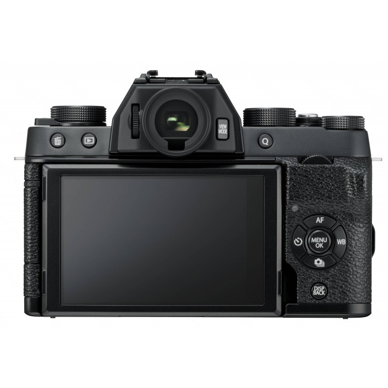 Fujifilm X-T100 body, black