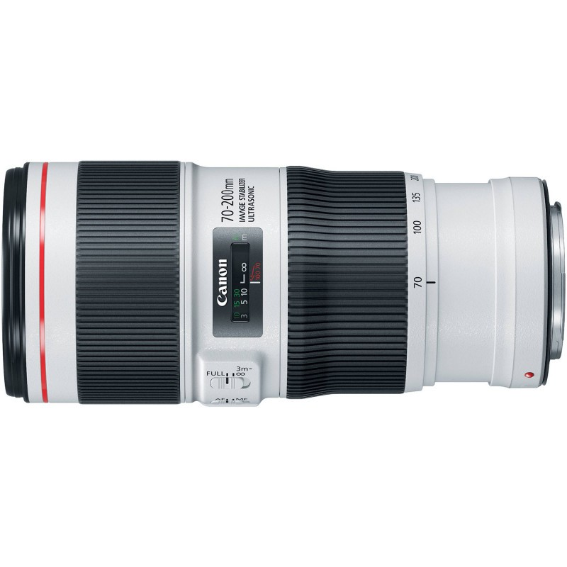 Canon EF 70-200mm f/4L IS II USM objektiiv