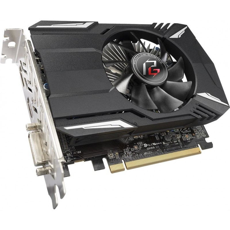 Asrock Phantom Gaming Radeon Rx560 4g 4gb 1149 Mhz 8gbps Dvi Dp