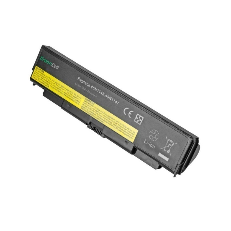 58b4e49033c Battery Green Cell for Lenovo ThinkPad T440P T540P W540 W541 L440 ...