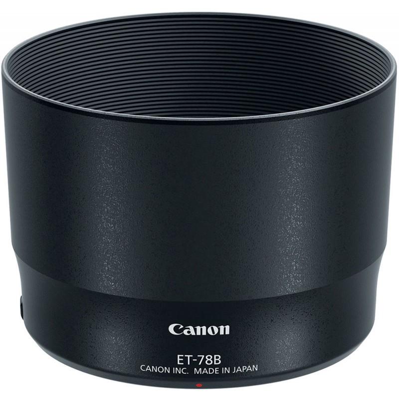 Canon lens hood ET-78B