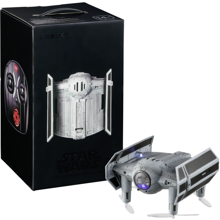 Propel droon Star Wars Tie Fighter Collectors Edi..