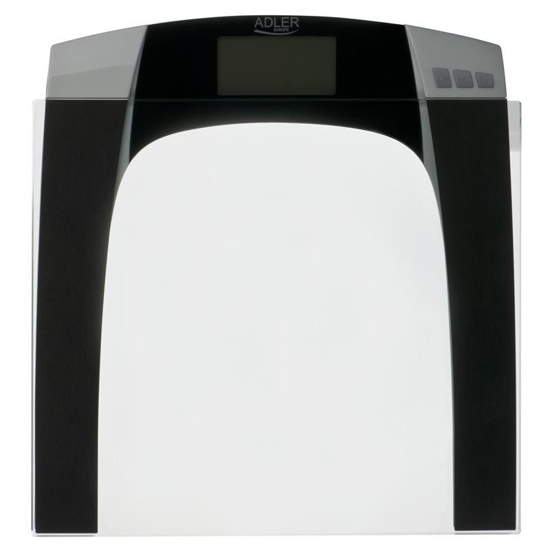 bathroom scale adler ad 8135 black color white color scales