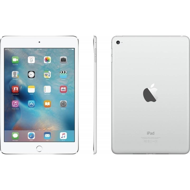 apple ipad mini 4 wifi 32gb silver tablets photopoint. Black Bedroom Furniture Sets. Home Design Ideas