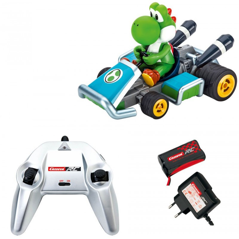 carrera kaugjuhitav auto mario kart 7 yoshi muud. Black Bedroom Furniture Sets. Home Design Ideas