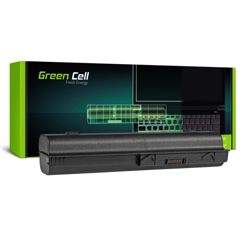 Battery Green Cell for HP Pavilion DV5 DV6 Compaq CQ60 CQ61 ...
