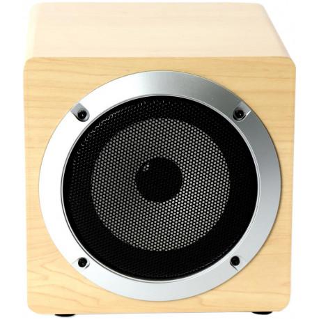 Omega Bluetooth skaļrunis V4.2 Wooden OG62W (44156)