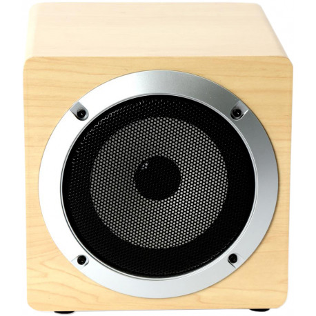 Omega Bluetooth speaker V4.2 Wooden OG62W (44156)