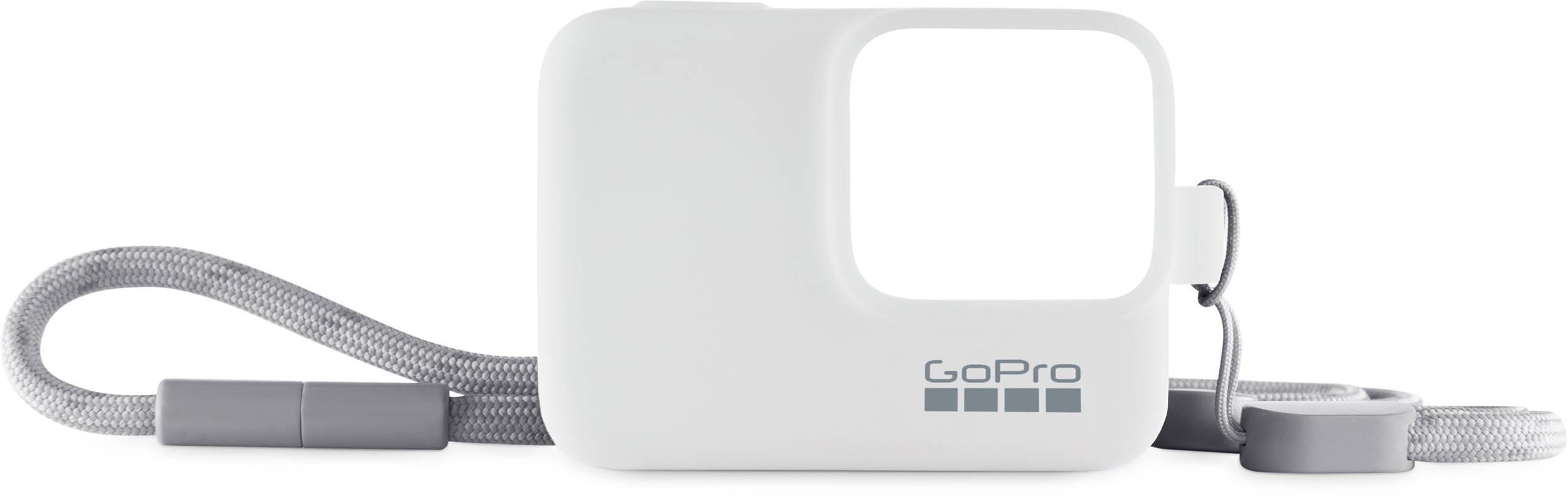 GoPro kaitseümbris + randmepael, valge