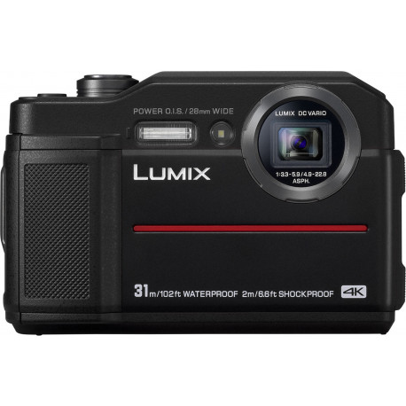 Panasonic Lumix DC-FT7, black