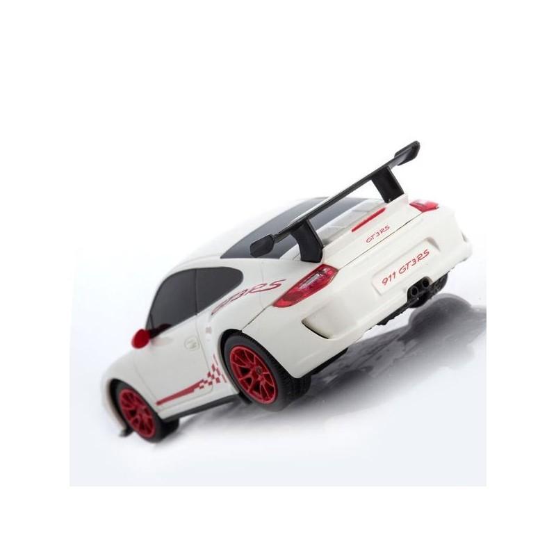 Porsche 911 GT3 RS Remote Control Car 1:24 (White) - RC cars ... on porsche 917 rc car, rc porsche electric car, porsche 911 engine, porsche 911 model, porsche 911 buggy, porsche 911 accessories, porsche 911 motorcycle, porsche 911 go kart, porsche 911 truck, porsche 911 toy car, porsche 911 nitro, porsche 911 watch, porsche 911 battery, porsche 911 race car, porsche 959 rc car, porsche 911 off road, porsche 911 boat, porsche 911 drift, porsche 911 turbo gt3, porsche 911 remote control car,