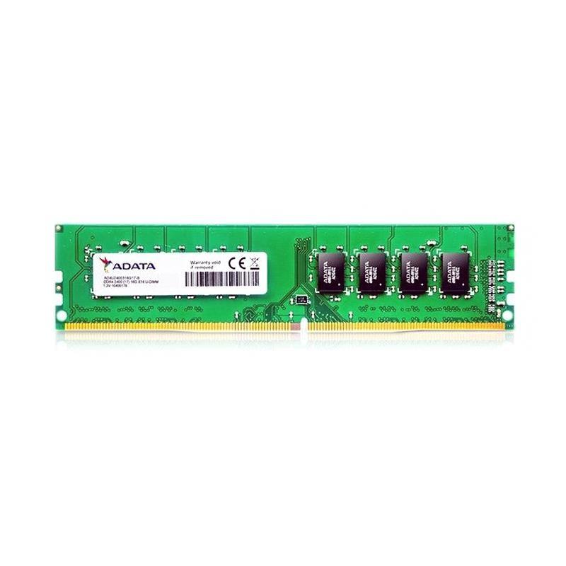RAM memory ADATA  AD4U240038G17-S (DDR4 UDIMM; 1 x 8 GB; 2400 MHz; 17)