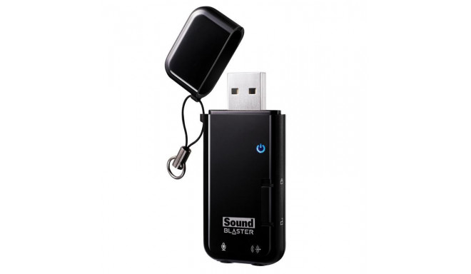 Card sound Creative SB X-Fi 70SB129000002 (External; USB 2.0)