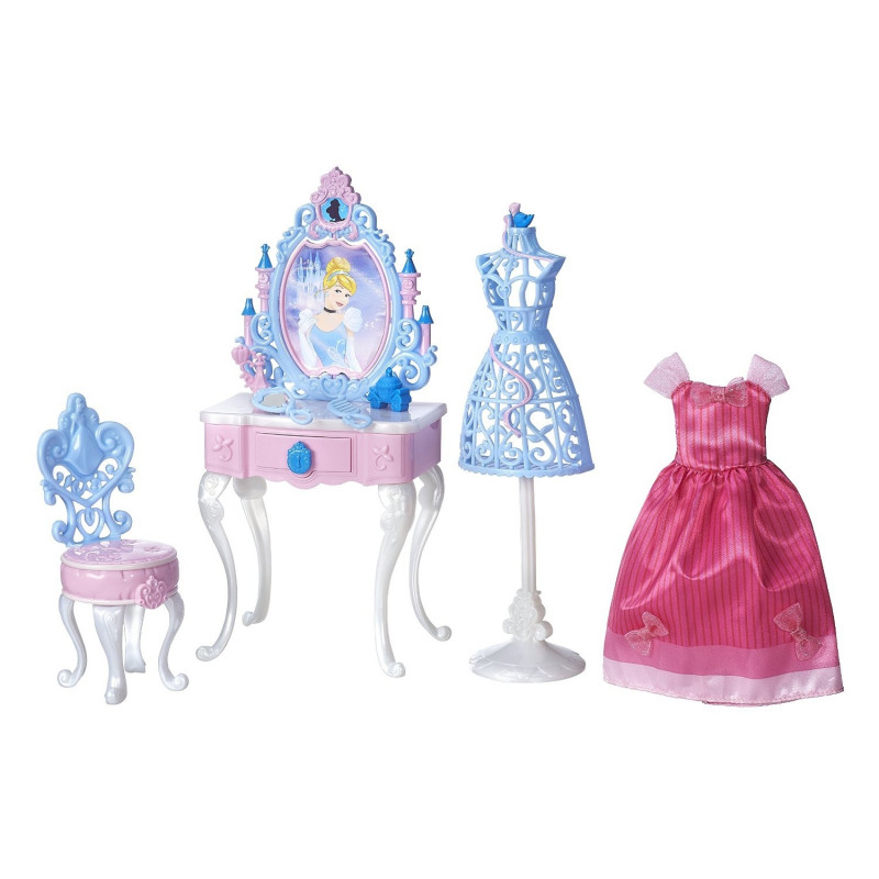Disney Princess Furniture Belle S Be Our Guest Dining Set