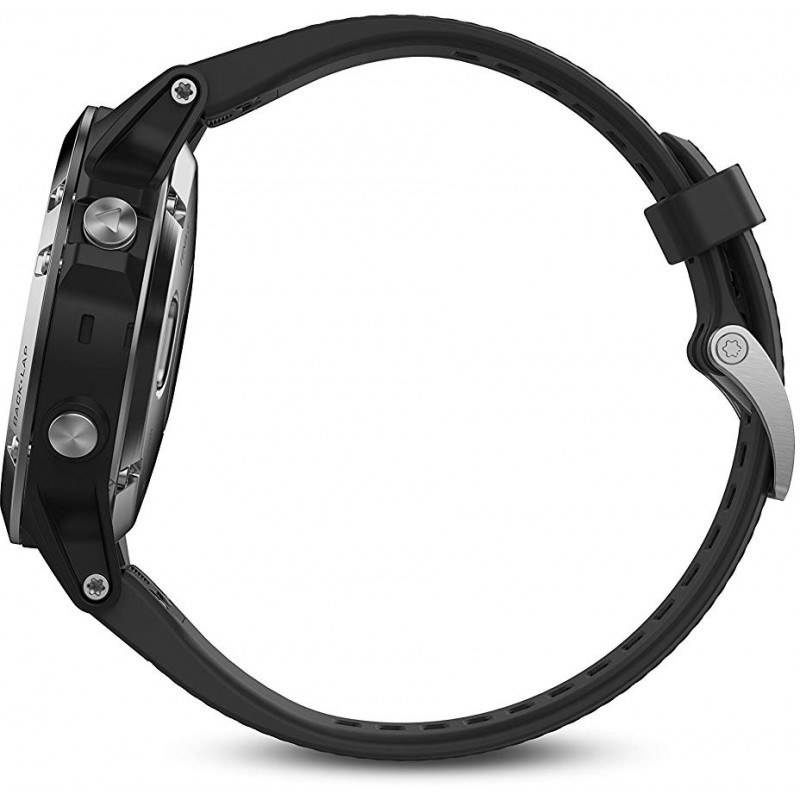 Garmin Fenix 5 GPS, black/silver