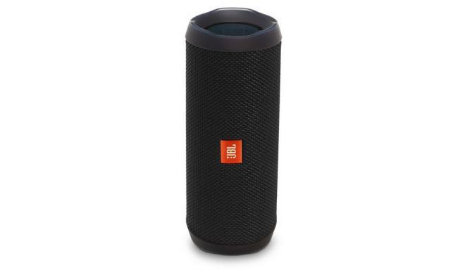 JBL wireless speaker Flip 4 BT, black