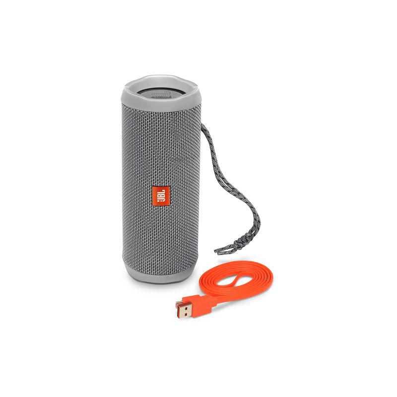 JBL wireless speaker Flip 4 BT, grey