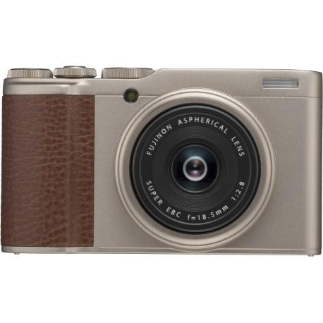 Fujifilm XF10, zeltīts