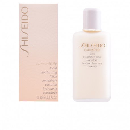 Shiseido concentrate facial moisturizing lotion